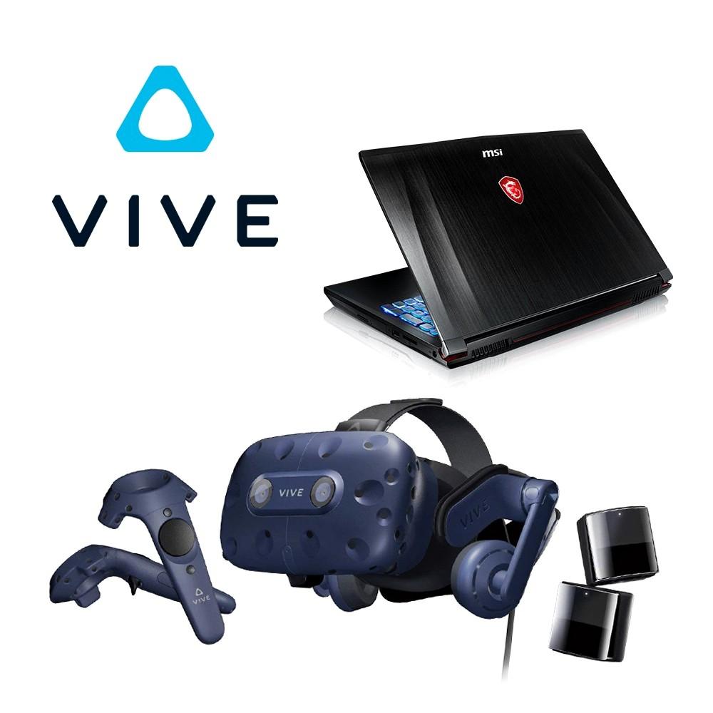 【HTC/VR ヘッドマウントディスプレイ】HTC VIVE + PC レンタルキット
