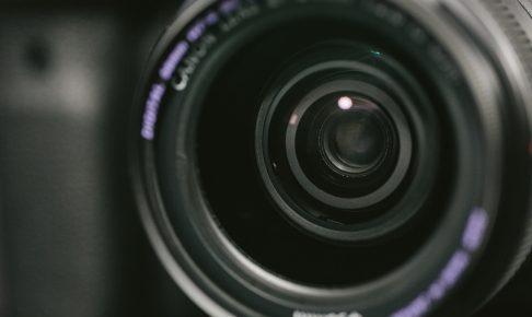 カメラレンズの種類について